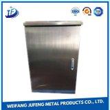 Cassa di alluminio del lavoro in metallo anodizzata Governo della batteria del fornitore della Cina con servizio di montaggio