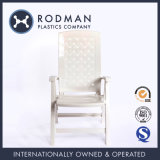 يطوي بلاستيكيّة كرسي تثبيت لأنّ حديقة أثاث لازم وخارجيّة أثاث لازم [بش شير]