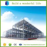 Solución prefabricada del proyecto del alto de la subida de la estructura de acero de compras edificio de la alameda
