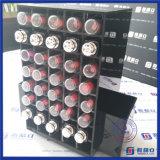 Spinnen van de Houder van de Lippenstift van 80 Compartimenten van China het In het groot Acryl