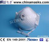 Респиратор от пыли устранимого лицевого щитка гермошлема CE Resporator устранимый