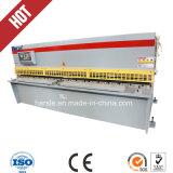 다양한 종류를 가진 제품: QC12y 시리즈 디지털 표시 장치 유압 그네 광속 Sheaing 기계