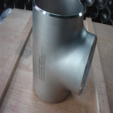 La igualdad de soldadura de acero inoxidable recta perfecta t