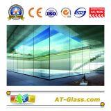 3-19mm verre trempé clair/Le verre trempé avec certificat