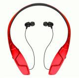 Bluetooth 헤드폰으로 입체 음향 금속 목 벨트 무선 스포츠