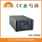 (NB-2420) чисто инвертор волны синуса 24V2000W