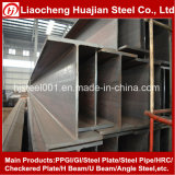 Viga de acero I para la construcción de la estructura de acero (I) Perfil de proveedor de China