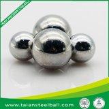 Populares en todo el mundo Bola de acero de 5,5 mm de acero inoxidable