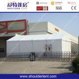 Tenda de armazenamento temporário de armazenamento de alumínio de ombro