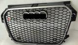 """Het Voor AutoTraliewerk van de auto voor Audi A1 2010-2014 """" met Verchroomd"""
