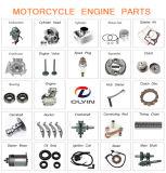 Peças sobresselentes do motor, entrada de motor da motocicleta e válvula de exaustão para o velomotor