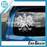 Preiswertes kundenspezifisches wasserdichtes entfernbares Auto-Fenster-Schild