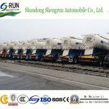 3 Semi Aanhangwagen van de Tanker van het Cement van assen de Bulk
