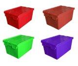 عارية - قوة [56ل] بلاستيكيّة تحوّل صندوق مع غطاء