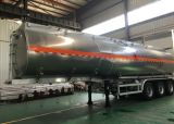 Camion di autocisterna resistente del combustibile di Dongfeng con il rimorchio del serbatoio dell'olio di 50-55 chilolitro