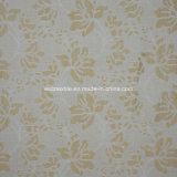 La alta calidad de la venta caliente jacquard cortina de ventana de lino Tocar