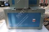 Tiltable роторная печь пробки 1200c для материалов катода батареи Li-иона