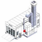 Infitechのセリウムの標準高性能のスプレー・ブースミニバスのためのそれL9