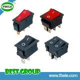 7 Posição do Interruptor Rotativo do interruptor DIP Switch Ds