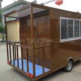 إسبانيا [شرّوس] عربة /Truck/Kiosk/Trailer /Mobile طعام مقطورة مع [فرر]