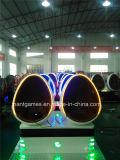 Eléctrica de 360 grados 3 ASIENTOS 9D Cine Desde Mantong Vr