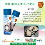 潤滑油オイルの白いリチウムグリース