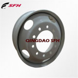 колесо и оправа тележки сбывания 19.5X6.0 19.5X6.75hot стальные безламповые