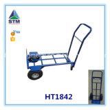 1 Convertible Aluminium Hand Trolley Hand Truckに付き3