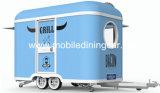 Для мобильных ПК продовольственной грузовики / мобильных продуктов питания прицепа / Мороженое Ван