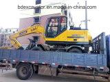 Calidad de los excavadores Bd80 (7.5T/0.4m3) de la correa eslabonada la mejor para la venta