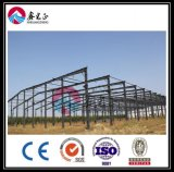 Structure en acier préfabriqués entrepôt (BYSS-061)