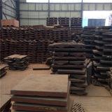Super gute Qualitätsindustrielle Zwischenlage-Platte für Bergbau-Kugel-Tausendstel