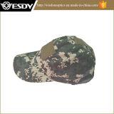 Acu al aire libre del Ejército de tácticas de camuflaje gorra de béisbol
