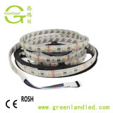 Ce RoHS 4 in 1 indicatore luminoso di striscia di SMD5050 60LEDs 14.4W 12/24V RGBW IP65 LED