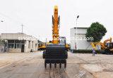 베스트셀러 Sinomach 건축기계 기술설계 장비 34 톤 1.5 M3 크롤러 굴착기 유압 굴착기