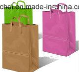 Papel Kraft de alta calidad para el don de la bolsa de Shpping