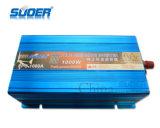 Fabrication Suoer 1000W 12V 220V Solar Power Inverter Invertor Onde sinusoïdale pure (FPC-1000A)