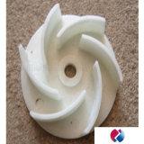 주문을 받아서 만들어진 큰 두 배 비스듬한 또는 나선형 반지 또는 박차 나일론 플라스틱 기어