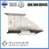 Peças fazendo à máquina personalizadas do CNC do metal por centros fazendo à máquina verticais do CNC