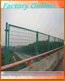 Galvanized PVC Coated Chain Link Garden Fence