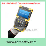 """CCTV Tester Monitor dell'ibrido 4.0 """" per il IP Cameras, HD Cvi Camera e Analog Cameras"""