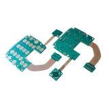 Stijf-buig 1.0mm 2oz OSP de Raad van de Kring 4layers
