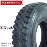 11r22.5 Smartway Ganzstahlradial-LKW-Reifen, TBR, Radialreifen, Handelsreifen, schlauchloser Reifen