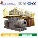 Máquina de fabricación de ladrillo Estirador-Automática de la arcilla del De-Respiradero doble de la etapa