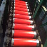 El material de construcción PPGI revestido de color en bobinas de acero