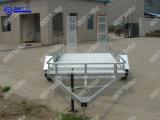 De Aanhangwagen van de Auto van de schuine stand met Rem (swt-CT166)
