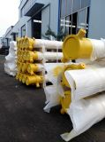Exportation de cylindre hydraulique de camion à benne basculante vers le marché de l'Australie