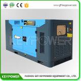 Vier Zylinder grundieren leisen Typen Diesel-Generator der Energien-40kVA