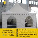 tenda del Pagoda di 5X5m Huaye con stampa della pubblicità (hy019b)