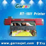 Trazador de gráficos de Garros el 1.8m Eco/impresora solventes al aire libre de la bandera de la flexión